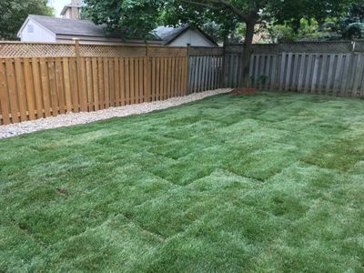 Sod Installation In Oakville